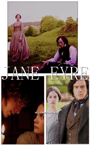 SERIE BBC - JANE EYRE