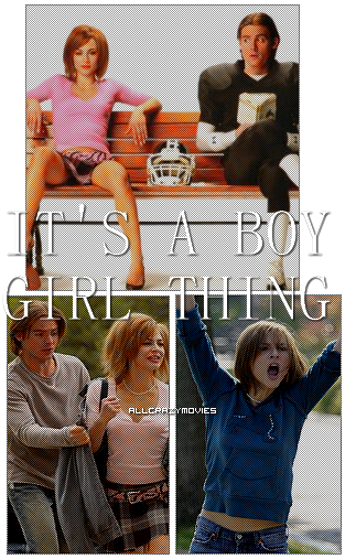 IT'S A BOY GIRL THING