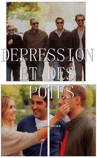 DEPRESSION ET DES POTES