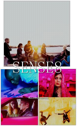 SERIE - SENSE 8