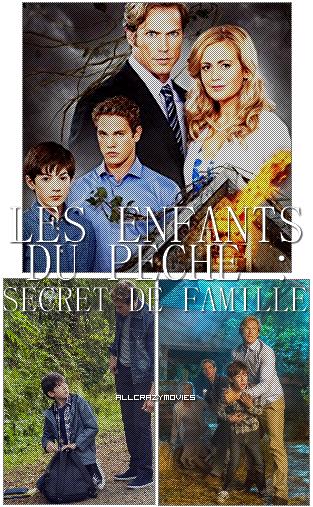 LES ENFANTS DU PECHE : SECRET DE FAMILLE (3) - SAGA