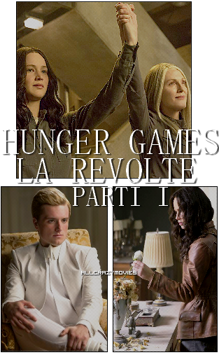 HUNGER GAMES 3 PART I - SAGA