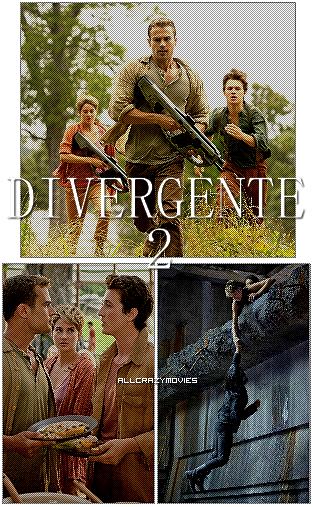 DIVERGENTE 2 - SAGA