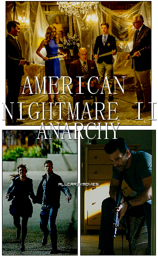 AMERICAN NIGHTMARE II ANARCHY - SAGA