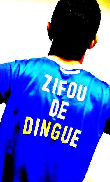 Dingue / Chicha tout la nuit  (2012)