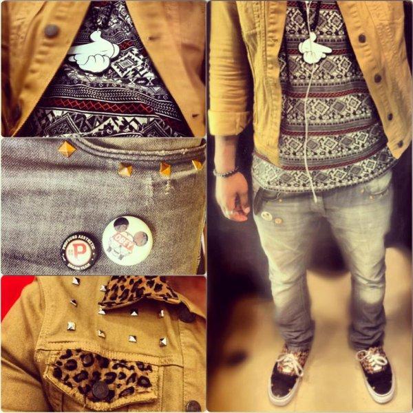 les black s'habillent comment ??? ihihihiihihihihihi