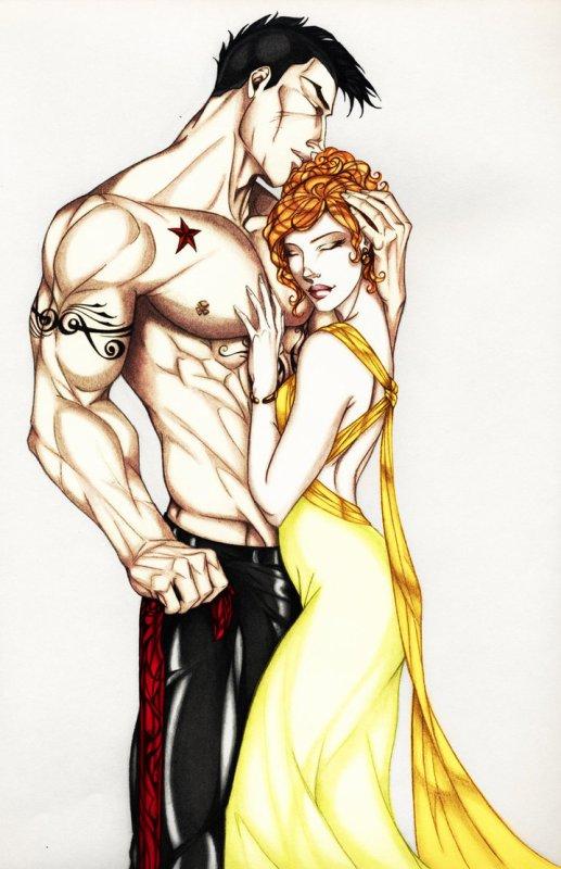 ♥♥ Série La Confrérie de la dague noire - Tome 07 L'Amant Vengeur (édition Milady) ♥♥