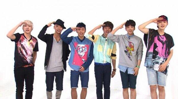 ♥♥ B.A.P Weekly Idol ♥♥