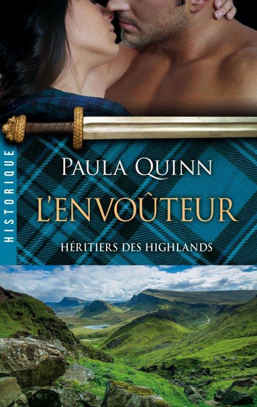 ♥♥ Série Héritiers des Highlands - Tome 03 L'Envoûteur (édition Milady) ♥♥ ♥♥