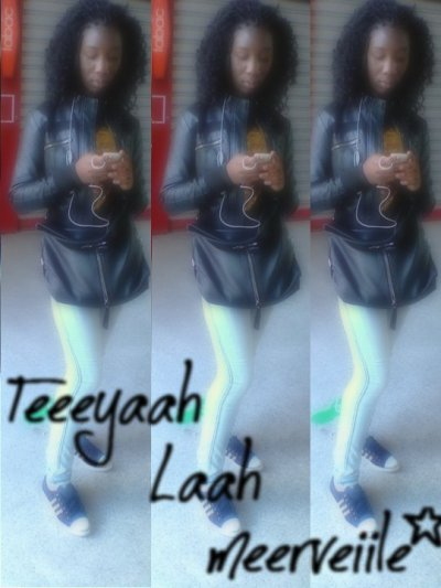 By Teeyaah Laa M.......