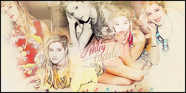 Bienvenue sur votre source pour suivre l'actualité de la magnifique Ashley Tisdale  !