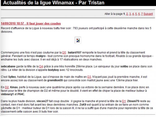 on parle encore de moi sur winamax.fr   j adore ce site  (la ligue des champions se precise)