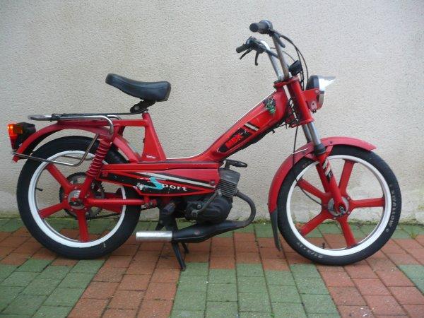 51 MBK Sport