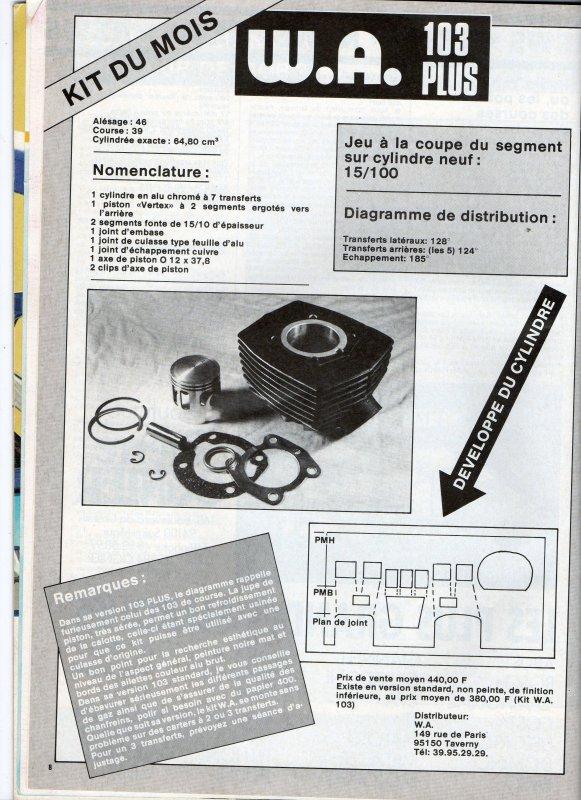 Kit W.A (ou Simonini)