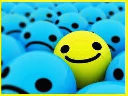 Un sourire est tellement trompeur ...