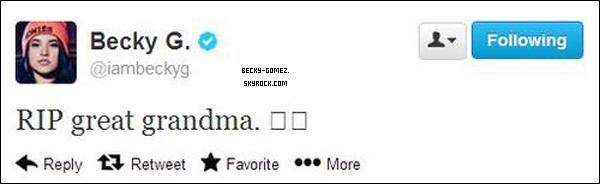 02.11.2013 - Becky était au WiLD Wheels 2013.