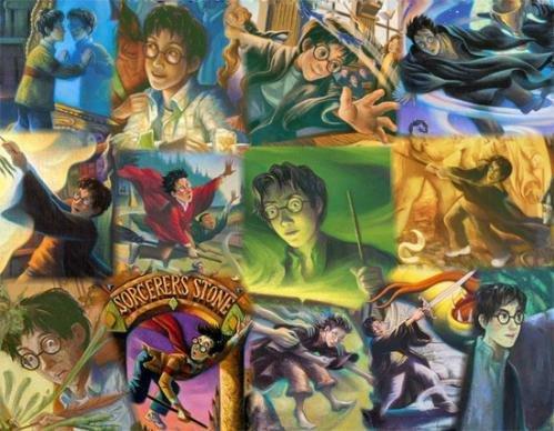 Harry, a History.