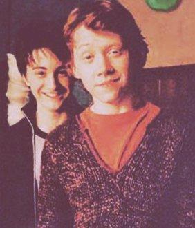 Dan & Rupert