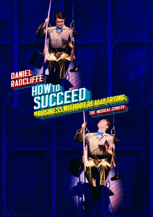 How to Succeed - Free Tickets !