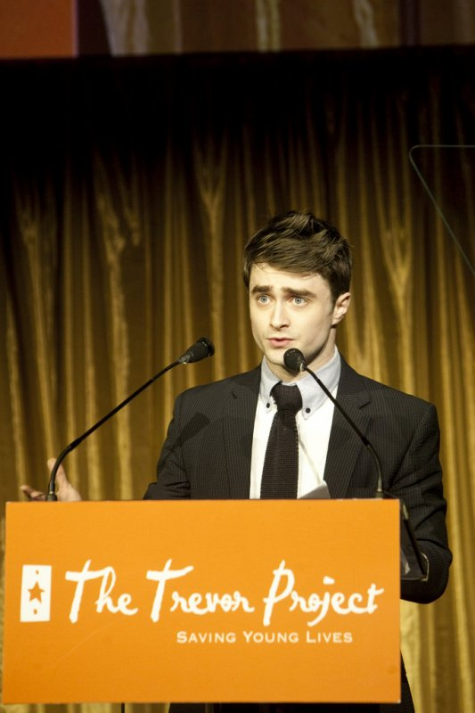 Dan receives Trevor Project Hero Award (3)