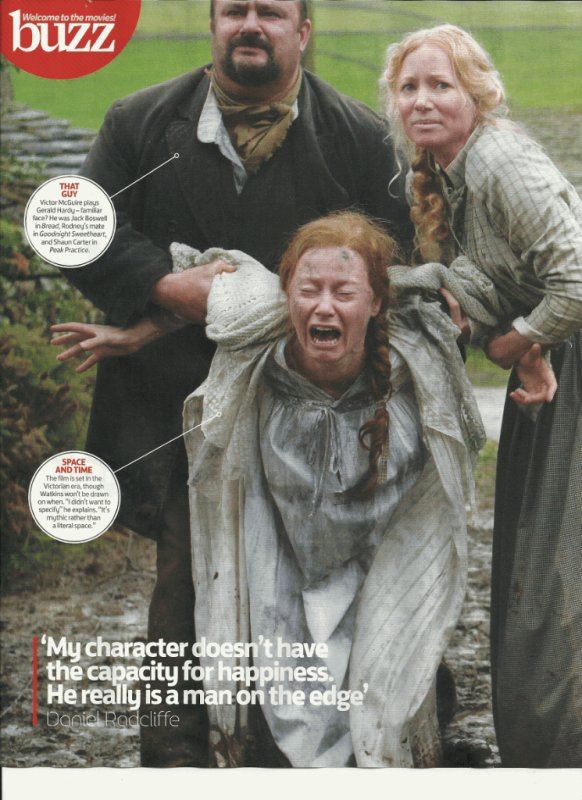 WiB - Article in Total Film