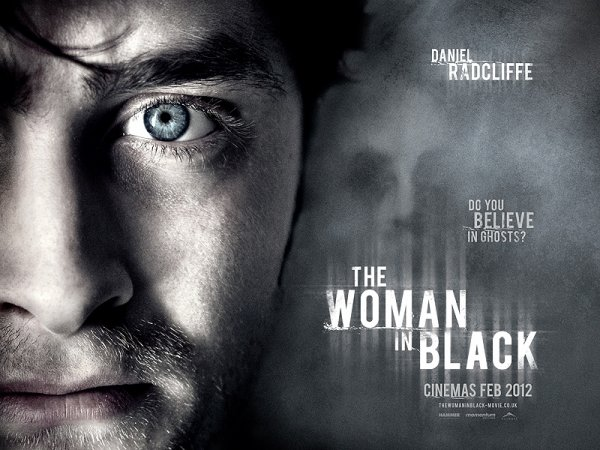 The Woman in Black - Teaser Poster!