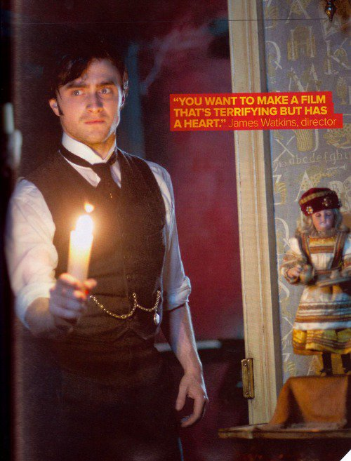 The Woman in Black - Article in Empire