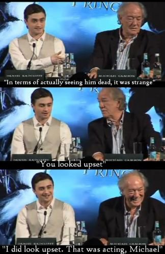 The Dan/Rupert/Tom/Emma/Matt Show... Part III