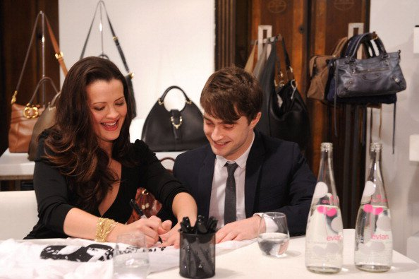 Dan & Rose at Jeffrey New York during Fashion's Night Out