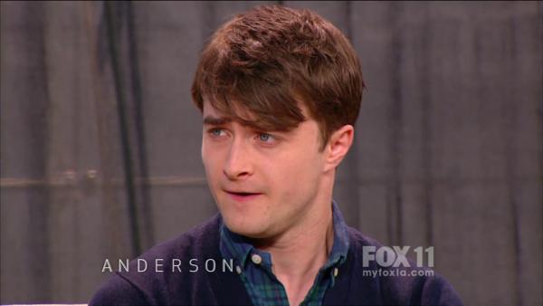 Dan on 'Anderson'