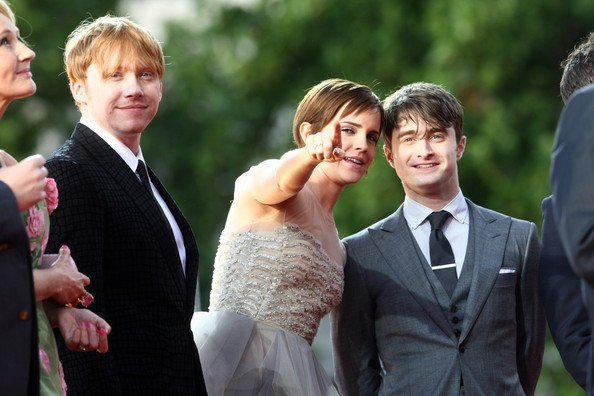 Deathly Hallows 2 World Premiere