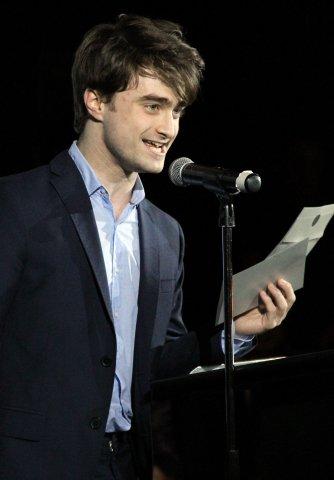 Dan attending the Artios Awards
