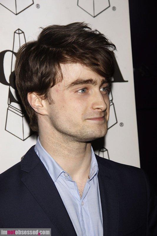 Dan attending the Artios Awards (2)