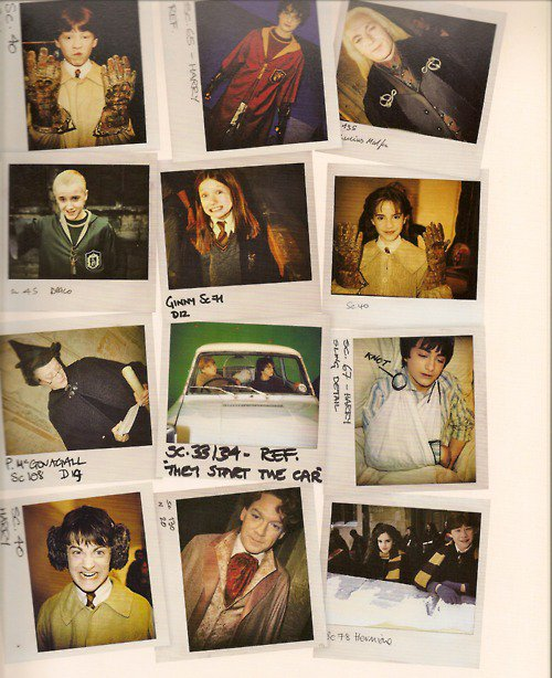 Harry Potter: Page to Screen (1)