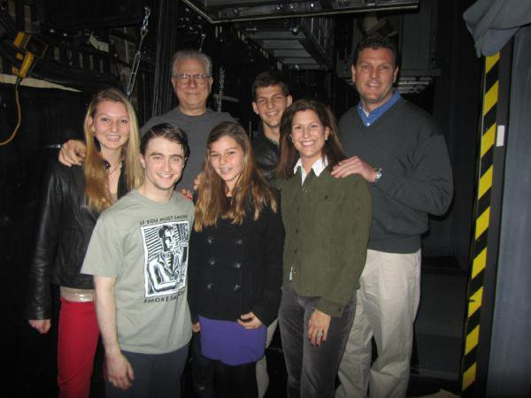 How to Succeed - Stage Door and Backstage Pictures