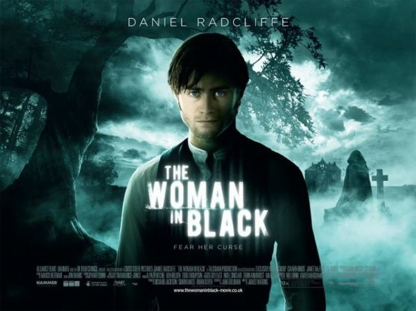 New Woman in Black Poster & Stills