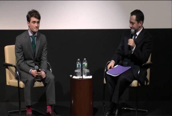 Dan Appearance Round-up -- 'An evening with Daniel Radcliffe', American Talk, MTV Rough Cut, National Board of Reviews Gala & SNL