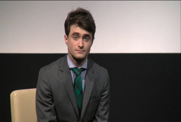 BAFTAS Itw - An Evening with Daniel Radcliffe