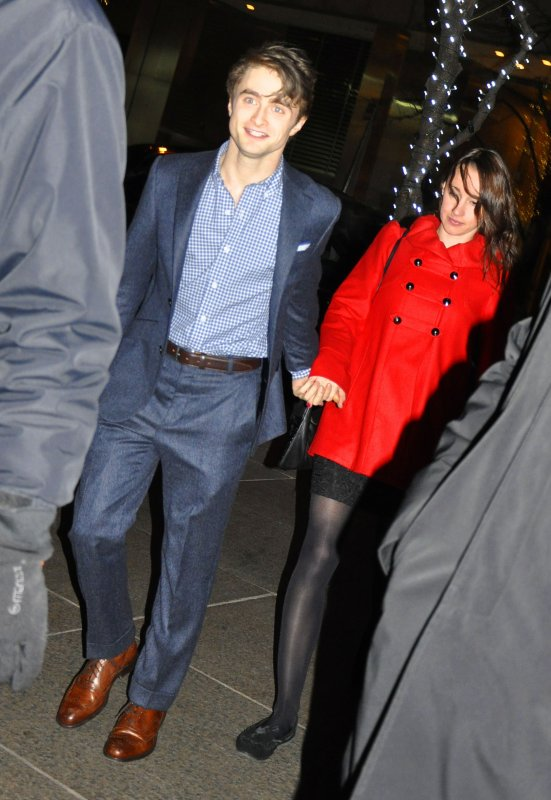 Dan leaving SNL with Rosie