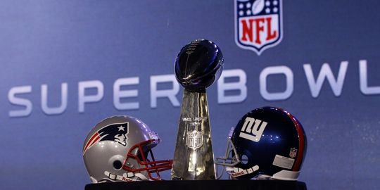 Super Bowl 2012 : Dan & Ellen's Bet + NBC's Musical Number... !!