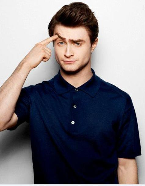 The Many Faces of Daniel Radcliffe