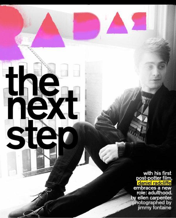 Dan in Nylon Magazine - Article Teaser
