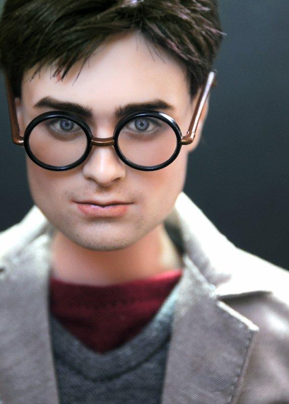 Dan as a doll