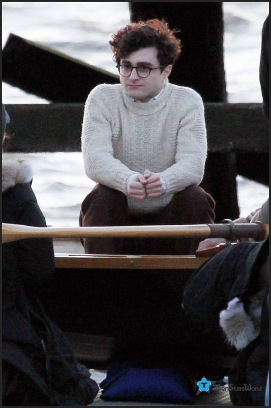 Kill your Darlings - That's an official wrap!