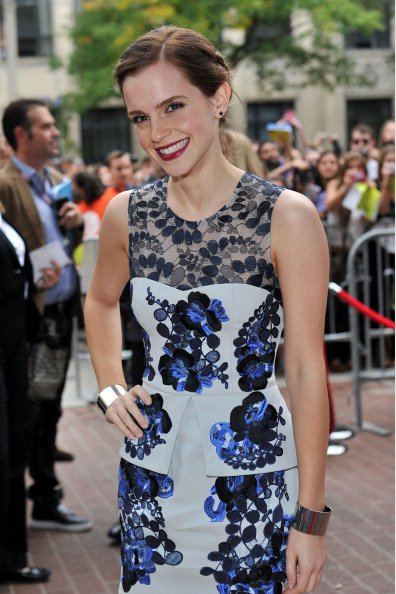 Emma attends the TIFF World Premiere of The Perks of Being a Wallflower