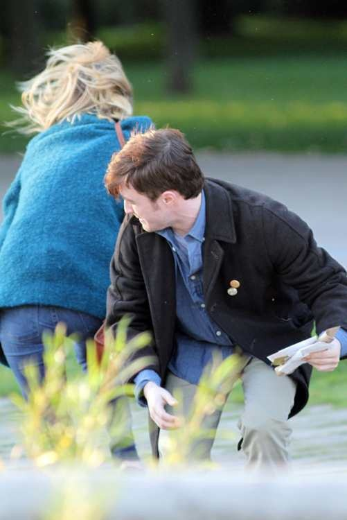 The F Word - On set pictures