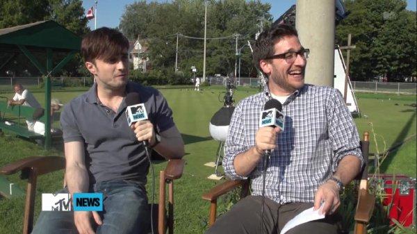 MTV Rough Cut with Josh Horowitz