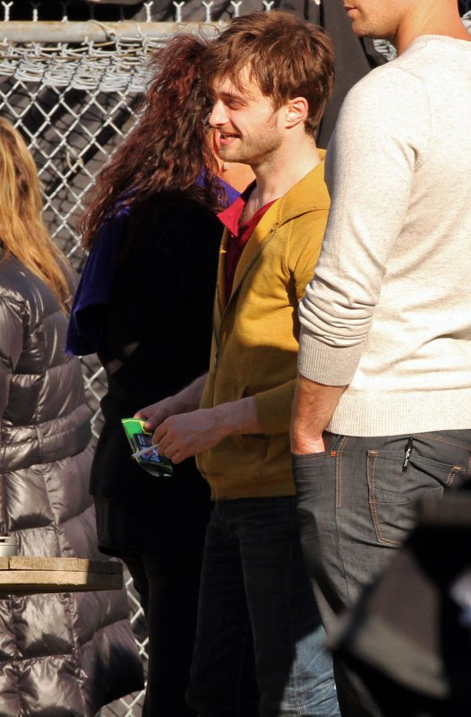 Horns - Pictures on set (Oct 2)