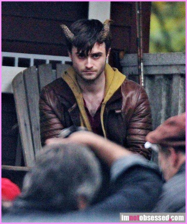 Horns - Pictures on set [Nov 2012] (1)