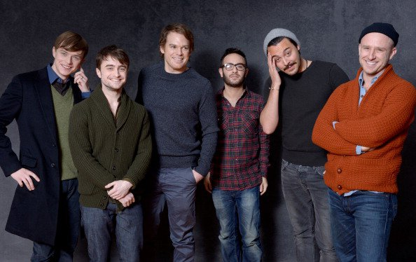 """Kill your Darlings"" Portraits - Sundance Film Festival (1)"